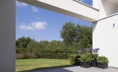 Best strakke moderne tuinen u tuinarchitect modern strak images