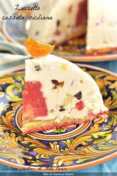 Ricotta, My Recipes, Healthy Recipes, Healthy Food, Kreative Desserts, Granny Smith, Ice Cream Recipes, Watermelon, Fruit