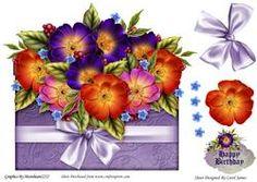 Box Of Wild Roses