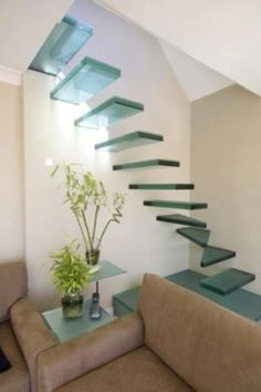 Flyvende trappetrin!