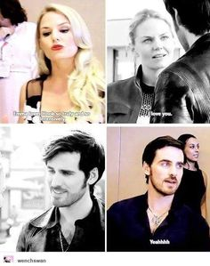 """""""Emma loves Hook so truly and so intensely"""" Jennifer rand Colin"""