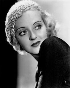Bette Davis for Of Human Bondage   1934