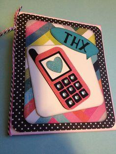 Thx... By Nancy Hopkins - memories2luv.blogspot.com