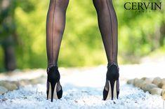Le nuove calze di nylon con cucitura Fully Fashioned di Cervin Paris in Serie Limitata! | Blog Cervin Store