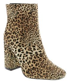 Another great find on #zulily! Leopard-Print Nina Boot #zulilyfinds