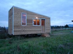Would You Like to Build Yourself a Chemical-Free Tiny House?
