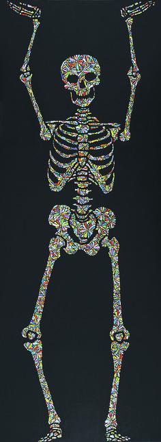 Luca Barberini, Bone Flowers, 2011