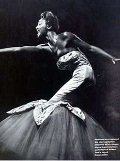 Joyce Bryant: Jazz singer  Picture courtesy of:  http://www.50shadesofblack.com/blog/667