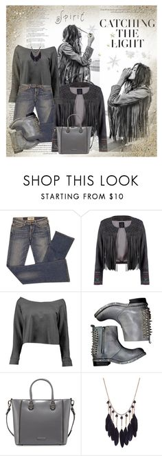 """Find your Spirit"" by heidijoe ❤ liked on Polyvore featuring Dunn, Elizabeth and James, Lea Lov, Boohoo, Jeffrey Campbell and Charles Jourdan"