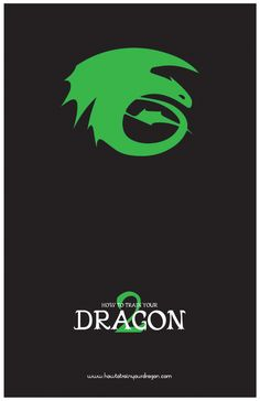 How To Train Your Dragon 2 Minimalist Poster #HTTYD2 #poster