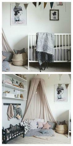Baby nursery - Scandinavian style