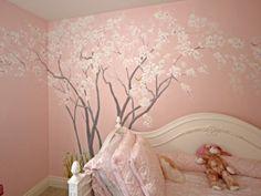 Linda Mills cherry tree