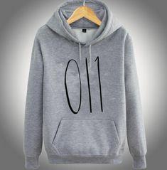 Stranger Things hoodie for teens xxxl Elevens Tattoos 011 printed hooded sweatshirts