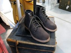 Red Wing Shoes -Amsterdam, the Munson Boot for him out this Autumn / Winter.