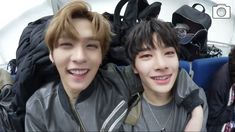 StrayKids   Lee Know and I.N