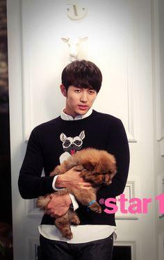 2AM - @Star1 Magazine February Issue '13 --- seulong