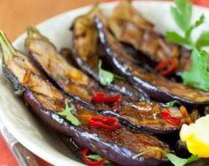 Aubergines confites spécial digestion : http://www.fourchette-et-bikini.fr/recettes/recettes-minceur/aubergines-confites-special-digestion.html