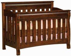 Castlebury Convertible Crib