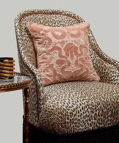 While the 'Dusky-Pink' tone is delicate and romantic, the ANACONDA motif of intertwining serpents (our House symbol of immortality) lies on the side of seduction and subversion. Crafted in England, this piped cushion is made from tactile cut-velvet – an e Luxury Cushions, Pink Cushions, Velvet Cushions, Cotton Velvet, Cotton Linen, Pink Houses, Room Accessories, Luxury Interior, Soft Furnishings