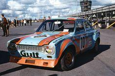 Keimola 500, 1972 Escort Mk1, Ford Escort, Vintage Racing, Auto Racing, Finland, Race Cars, Old School, Legends, Retro
