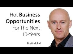 Brett McFall - Uncommon View #37 - Hot Business Opportunities Revealed in this edition of the Uncommon View: •How to take advantage of #3Dprinting trend •How to profit from #virtualreality trend •And how to create businesses out of the #drone trend
