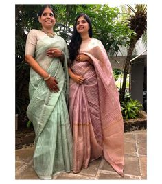 Want to know who to wear a netural shade saree? Do check out this post for styling tips and inspiration. Cutwork Saree, Organza Saree, Silk Sarees, Stylish Dress Designs, Stylish Dresses, Elegant Designs, Bridal Blouse Designs, Saree Blouse Designs, Blouse Patterns