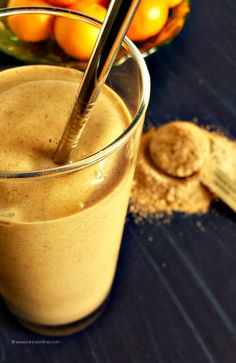 Homemade Smoothie Protein Powders - from Canned-Time.com