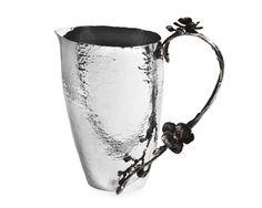 $209 Michael Aram Black Orchid Pitcher