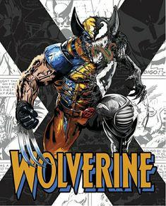Uncanny Avengers, Comic Book Drawing, Black Panther Marvel, Comic Book Heroes, Werewolf, X Men, Comic Art, Marvel Comics, Character Design