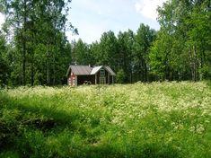Casa de campo en Salamajärvi, Finlandia.