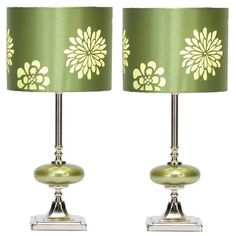I pinned this Wyman Table Lamp (Set of 2) from the Emerald in Autumn event at Joss and Main!