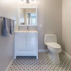Cement Tile Shop - Encaustic Cement Tile Circulos Grey