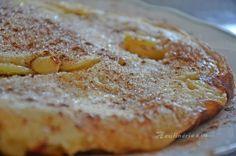 A Culinária e Eu ...: Bolo de maçã na frigideira