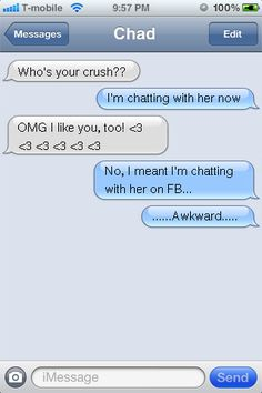 Who's your crush??