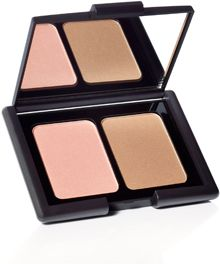e.l.f. Studio Contouring Blush and Bronzing Powder! This is the must-have duo for the perfect flush of color!!