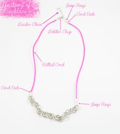 DIY necklaces breakdown#Repin By:Pinterest++ for iPad#
