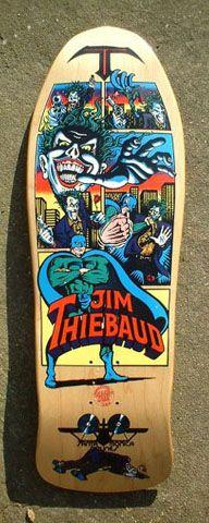 oldschool skateboard designs