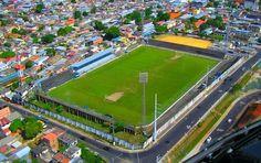 Estádio Ismael Benigno (da Colina) - Manaus (AM) - Capacidade: 10,4 mil - Clubes: Nacional, São Raimundo e Rio Negro