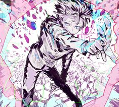 anime, art, and boy 이미지