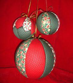 Happiness has a name:!! Balls Christmas ^ ^!