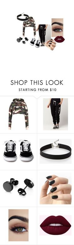 """School"" by angelique-m-pracht on Polyvore featuring Hurley, Express und Incoco"