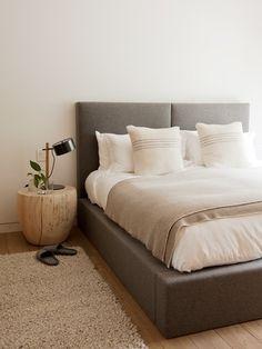 Une chambre simpliste