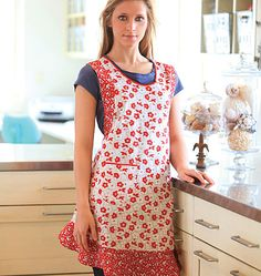 All Day Apron  from Indygo Junction  QIJ873  Our Price: $11.99