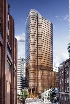 Proposed 200 George Street Sydney CBD
