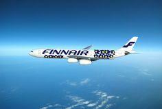 Finnair x Marimekko