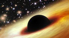 """""""O problema é que os astrônomos não conseguem explicar como um buraco negro desse tamanho se formou tão cedo na história cósmica, pouco depois do nascimento das estrelas e das galáxias."""" Mas gente..."""