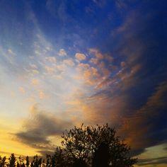 #sky in #Rome