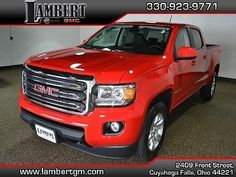 cool 2016 GMC Canyon SLE1 - For Sale