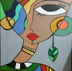 The Future Of Art – Investment Concepts – Buy Abstract Art Right Portraits Cubistes, Abstract Face Art, Wal Art, Cubism Art, Desenho Tattoo, Watercolor Artists, Pastel Art, Whimsical Art, Art Activities