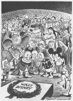 This is SO SAD and amazing picture and I mess Walt Disney